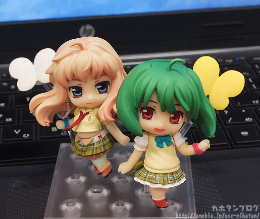 Ranka Lee - Nendoroid Petit Macross Heroine Macross Plus